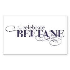 Beltane Rectangle Decal