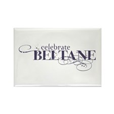 Beltane Rectangle Magnet
