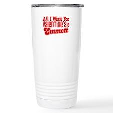 Emmett Valentine Travel Mug
