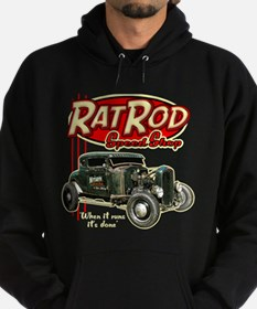 Rat Rod Speed Shop Hoodie