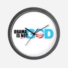 Anti-Obama Wall Clock