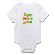 Happy Birthday Mommy Onesie