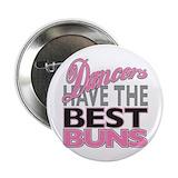 Ballet humor Buttons