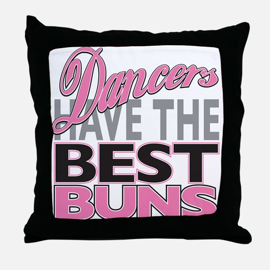 Unique Ballet Throw Pillow