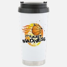 It's Just Madness! Stainless Steel Travel Mug