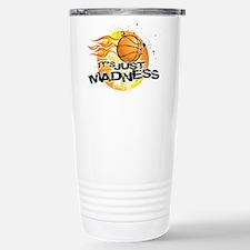 It's Just Madness! Travel Mug
