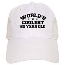 World's Coolest 60 Year Old Baseball Cap