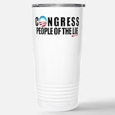Anti-Polititians Travel Mug