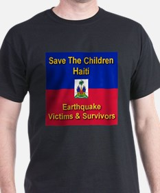 Save The Children Haiti T-Shirt