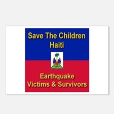 Save The Children Haiti Postcards (Package of 8)