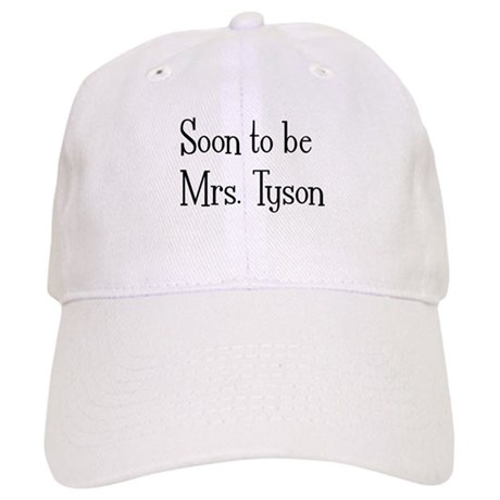 Soon to be Mrs. Tyson Cap