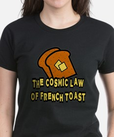 The Cosmic Law of French Toast Tee