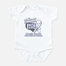 Weekend Forecast Infant Bodysuit