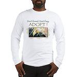 Long Sleeve T-Shirt - Cockatiel