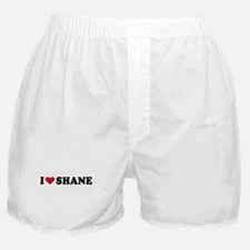 I LOVE BOYS ~  Boxer Shorts