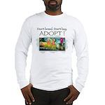 Long Sleeve T-Shirt - Lovebird