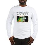 Long Sleeve T-Shirt - Senegal Parrot