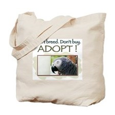 Tote Bag - African Grey