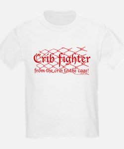 Crib Fighter Cage T-Shirt