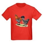 Ameraucana Poultry Kids Dark T-Shirt