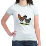 Ameraucana Poultry Jr. Ringer T-Shirt