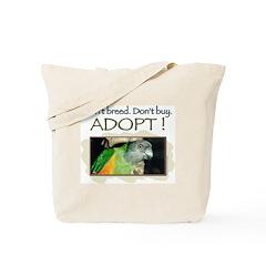 Tote Bag - Senegal Parrot