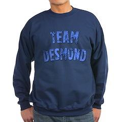 LOST Inspired TEAM DESMOND Sweatshirt