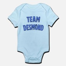 LOST Inspired TEAM DESMOND Infant Bodysuit