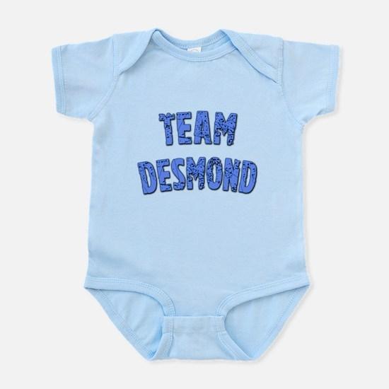 LOST Inspired TEAM DESMOND Infant Bodysuit