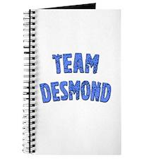 LOST Inspired TEAM DESMOND Journal