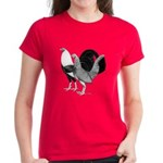 American Game Poultry Women's Dark T-Shirt