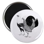 American Game Poultry Magnet