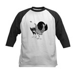 American Game Poultry Kids Baseball Jersey