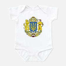 Ukraine Coat of Arms Infant Bodysuit