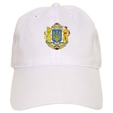 Ukraine Coat of Arms Baseball Cap