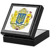 Ukraine Keepsake Boxes