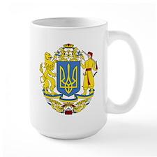 Ukraine Coat of Arms Mug