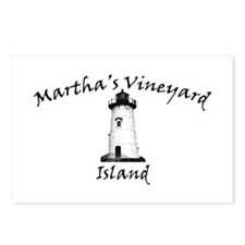 Edgartown Lighthouse Postcards (Package of 8)