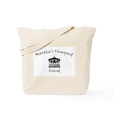 Oak Bluffs Gazebo Tote Bag