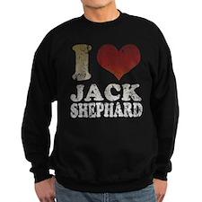 Lost I heart Jack Shephard Sweatshirt