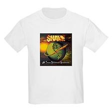 Shave Trans Universal Worldwide Kids T-Shirt