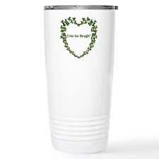 St Pats Erin Go Bragh Travel Mug