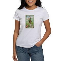 St Pats Leprechaun Women's T-Shirt