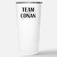 Team Conan Stainless Steel Travel Mug