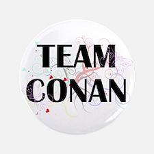 """Team Conan 3.5"""" Button"""