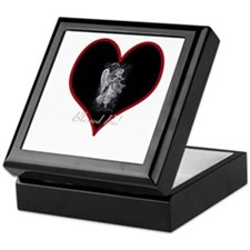 Valentine Angel Keepsake Box