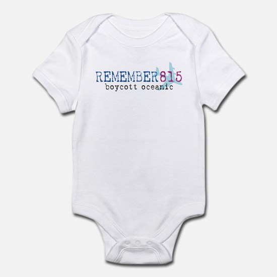 Boycott Oceanic Infant Bodysuit