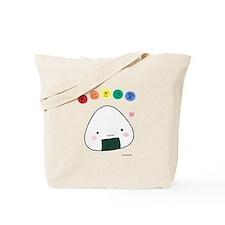 Onigiri-chan Tote Bag