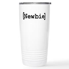 [Newbie] Travel Mug