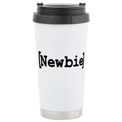 [Newbie] Travel Mug